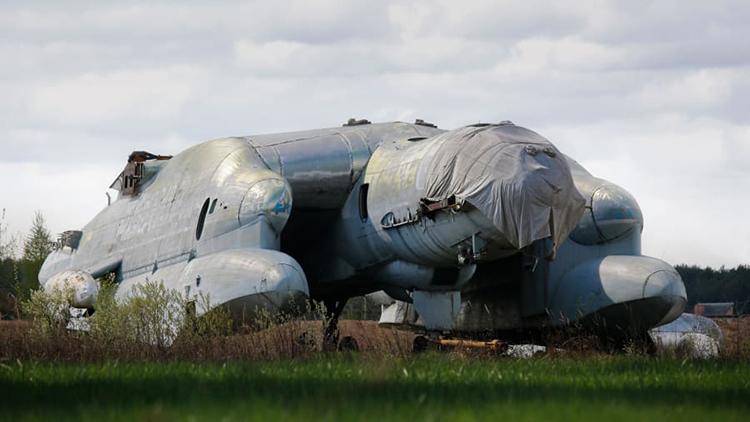 Số phận lận đận của 'quái vật bay' thời Liên Xô thumbnail
