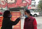 Hàng quán ở Quảng Ninh đóng cửa, 10 thôn bị kiểm soát chặt