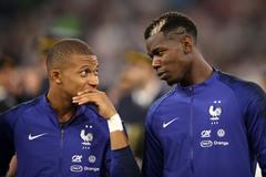 """Real Madrid kích nổ """"bom tấn"""" Pogba và Mbappe"""