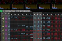 Stock market turbulence: $35 billion lost
