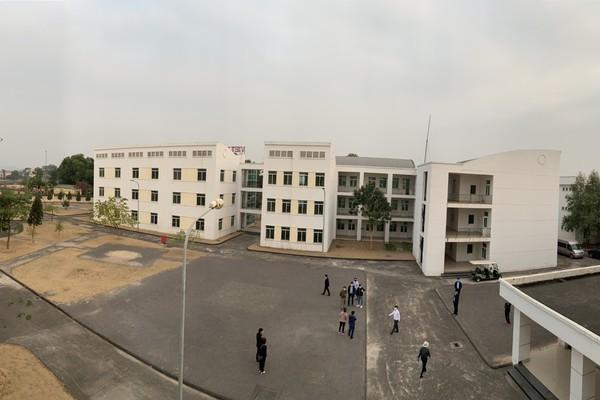 Hải Dương đổi địa điểm lập bệnh viện dã chiến số 3