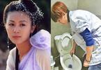 Hoa đán TVB làm nhân viên dọn vệ sinh vì hết thời