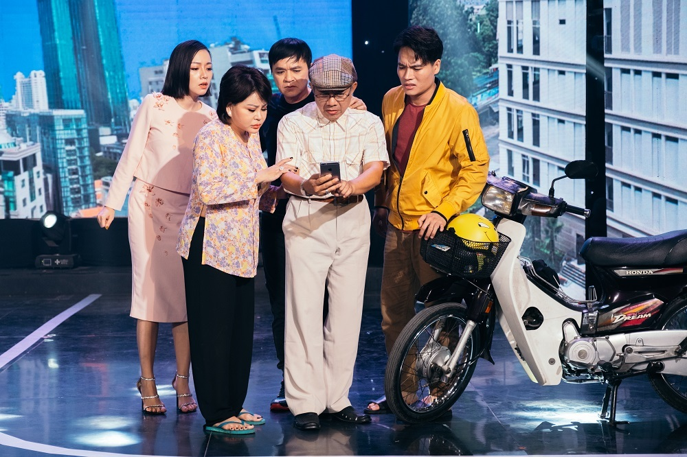 Trung Dân, Lê Giang hội ngộ trên sóng truyền hình Tết Tân sửu