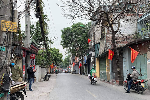 Ca Covid-19 mới ở Hà Nội từng đi ăn cháo lòng, về đám cưới ở Thái Bình