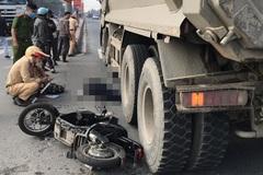 Nữ sinh lớp 9 ở Đà Nẵng bị xe tải cán chết thương tâm