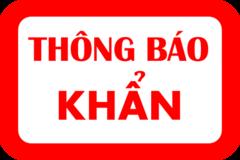 Hà Nội thông báo khẩn tìm người đi xe taxi Sơn Tây