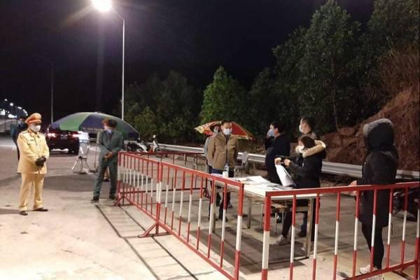 Phong tỏa thị trấn Cái Rồng, giãn cách xã hội toàn huyện Vân Đồn