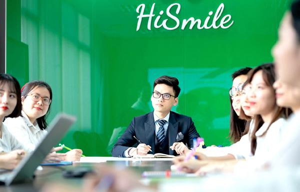 Hismile - 'chìa khóa' kết nối phòng khám nha khoa với khách hàng