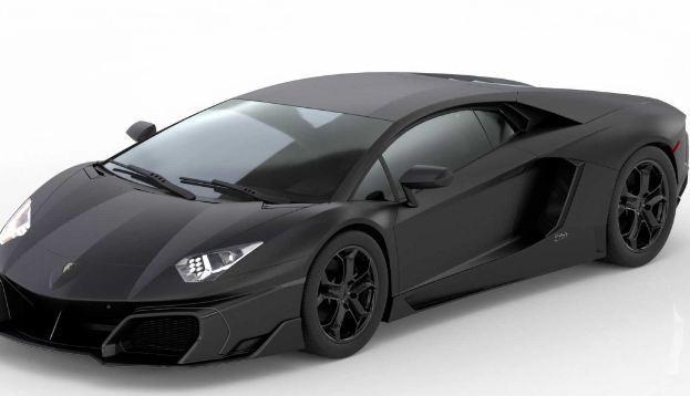 Nhà độ Dubai ra mắt gói độ đặc biệt cho Lamborghini Aventador