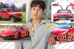 Top sao Hàn sở hữu siêu xe đắt nhất Kbiz: So Ji Sub - Suzy đứng sau 'mợ chảnh' Jeon Ji Hyun