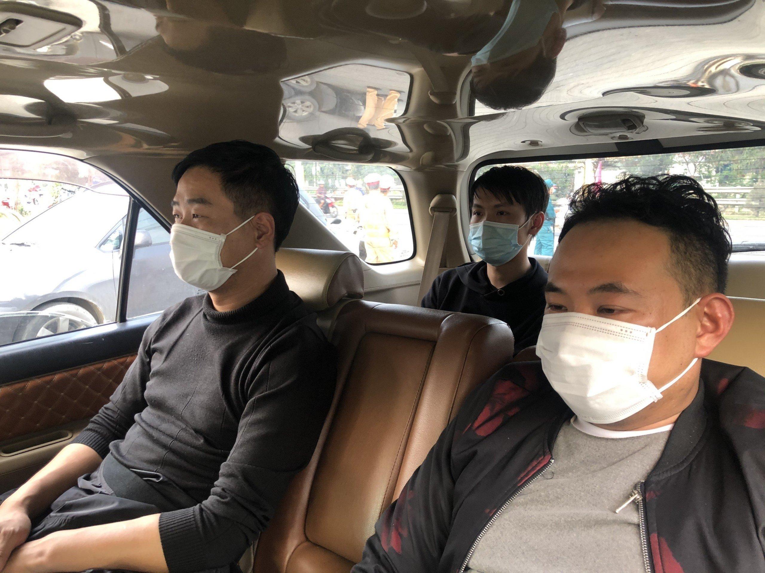 Nhận 10 triệu đồng chở 3 người Trung Quốc nhập cảnh trái phép