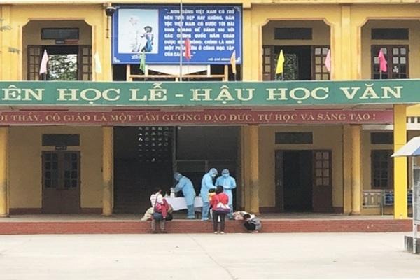 Sau TP Chí Linh, số người nhiễm Covid-19 ở Kinh Môn tăng vọt thumbnail