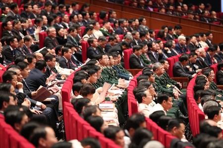 Quê quán của 200 ủy viên Ban Chấp hành Trung ương khóa XIII