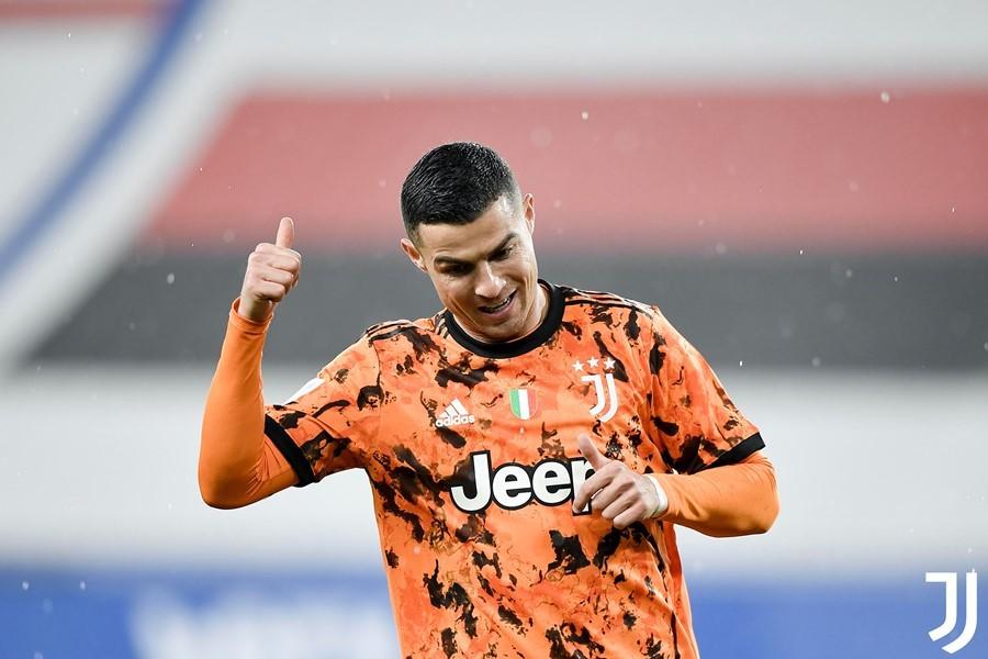 Hạ gục Sampdoria, Juventus chen chân vào top 3