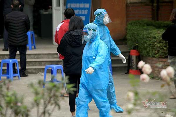 Khẩn: Hà Nội tìm lái xe đã chở ca Covid-19 ở Nam Từ Liêm đi Thái Bình thumbnail