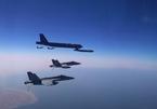 Xem máy bay ném bom Mỹ khoe uy lực ở cửa ngõ Iran