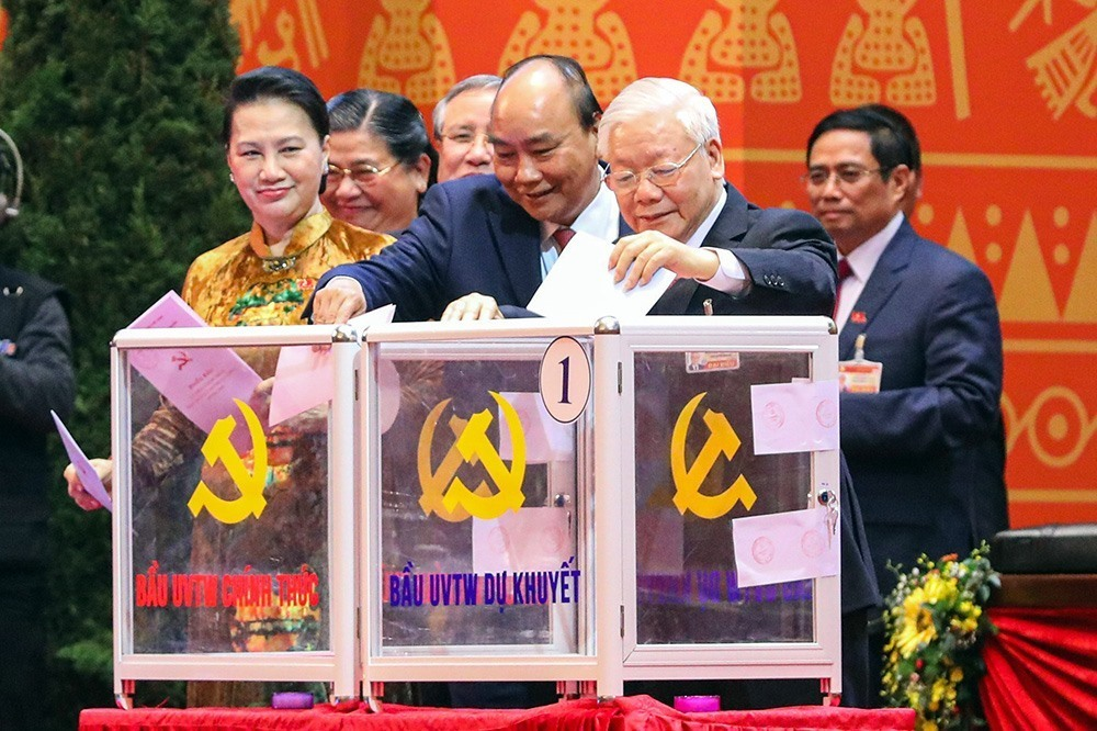 Party Congress,election,The Communist Party of Vietnam Central Committee,Vietnam politics news