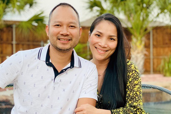 Hồng Ngọc mệt mỏi khi chăm chồng và con gái mắc Covid-19 - VietNamNet
