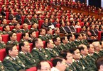 29 military and police generals are members of 13th Party Central Committee