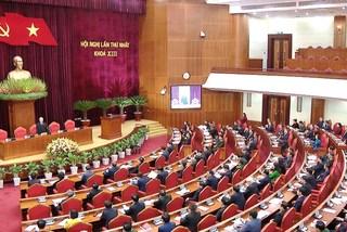 5 ủy viên Trung ương được bầu vào Ban Bí thư khóa XIII