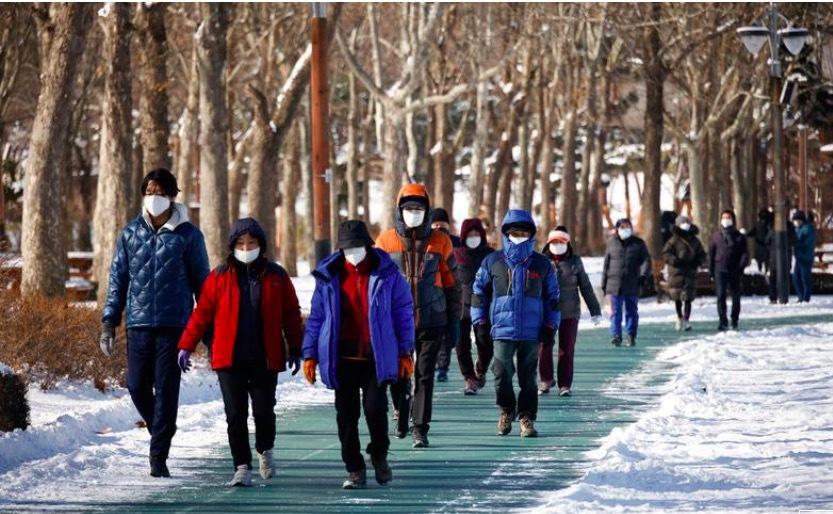 Hàn Quốc kéo dài giãn cách xã hội chống Covid-19 qua Tết