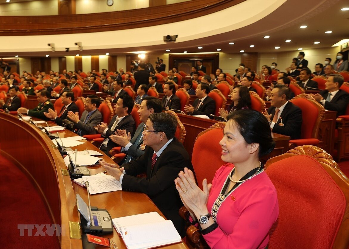 Five Party Central Committee members elected to Secretariat of 13th tenure