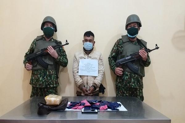 Bắt 2 đối tượng vận chuyển 14.000 viên ma túy ở Quảng Bình