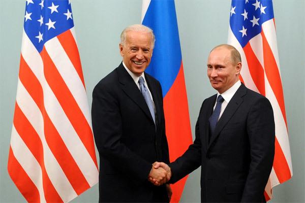 Bốn lần đến thăm Nga của ông Biden