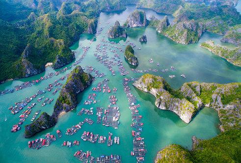 Gửi Hồ sơ đề cử Vịnh Hạ Long - Quần đảo Cát Bà là di sản thế giới