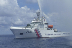 China's Coast Guard Law increases risk of collision in the East Sea