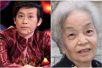 NSƯT Hoài Linh tiếc thương sự ra đi của nghệ sĩ cải lương Kim Giác