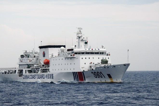 Thông qua luật Hải cảnh, Trung Quốc 'thăm dò' chính quyền mới của Mỹ