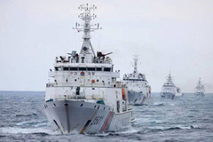 Passing the Coast Guard Law, China 'probes' the new US administration