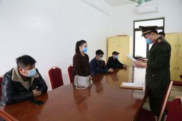Phạt 100 triệu đồng, bốn người trốn kiểm soát y tế ở Quảng Ninh