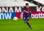 Messi ghi siêu phẩm, Barca chiếm ngôi nhì của Real