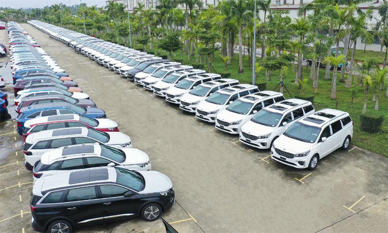 Mơ xuất khẩu ô tô: 'Cứ điểm' Việt Nam, đua cùng Thái Lan, Indonesia