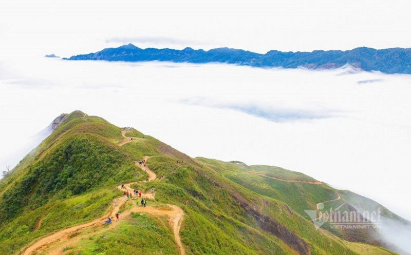 Kho báu cổ của người Mông ẩn hiện trong 'Thiên đường mây'