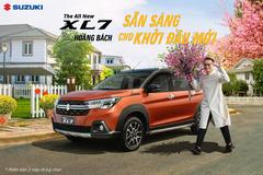 Hoàng Bách sẵn sàng cho khởi đầu mới cùng Suzuki XL7