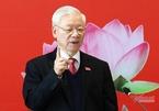"""Tổng Bí thư Nguyễn Phú Trọng: """"Mai Đại hội, hôm nay vẫn phải xử lý tham nhũng"""""""