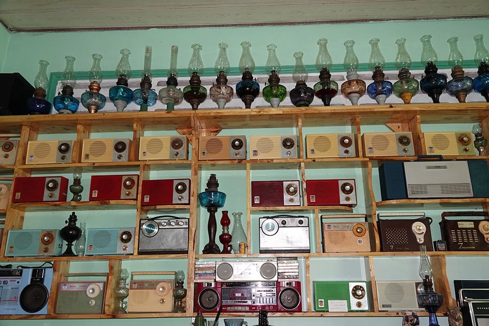 8X sở hữu báu vật trăm chiếc cassette cổ, độc nhất Cần Thơ