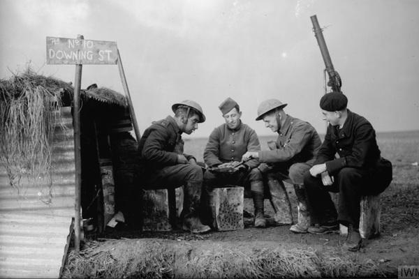 Bí mật về cuộc chiến kì quặc trong Thế chiến thứ Hai
