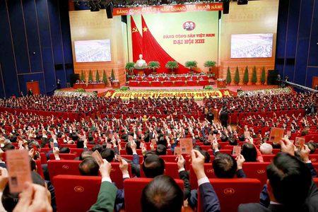 Đại hội XIII thống nhất không sửa đổi điều lệ Đảng