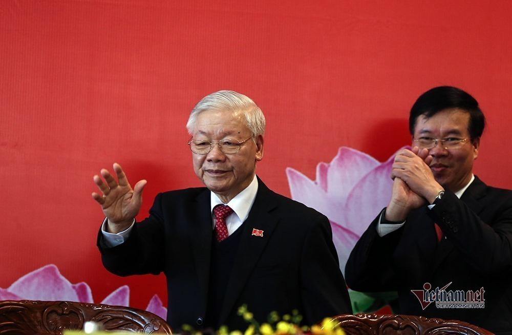 General Secretary Nguyen Phu Trong: 'What I do not polish myself'