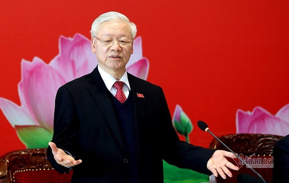 communist party of vietnam,national party congress,politburo