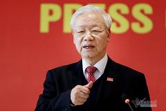 """Tổng Bí thư Nguyễn Phú Trọng: """"Phải đoàn kết, thống nhất, trên dưới một lòng"""""""