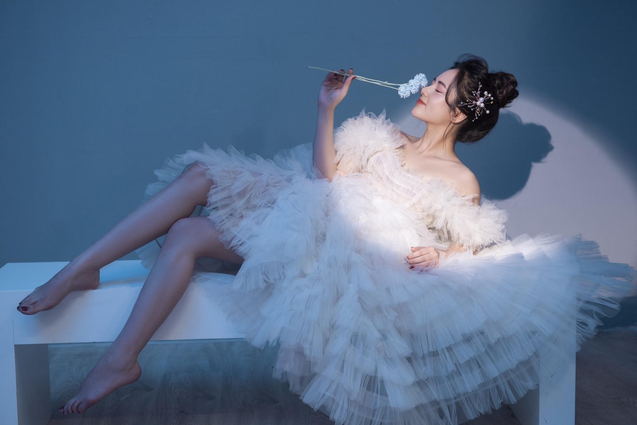 Nhan sắc con dâu trên phim bị NSND Hoàng Dũng mắng vì hỗn