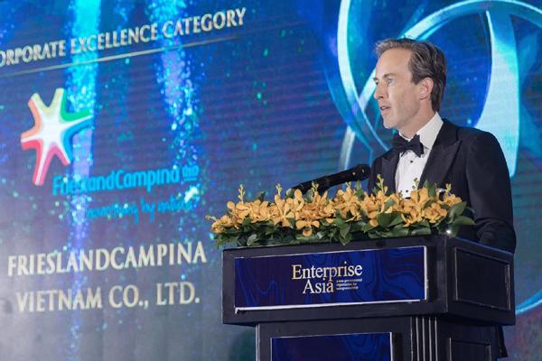 Phát triển bền vững - chìa khóa thành công của FrieslandCampina Việt Nam