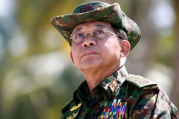 Hé lộ nhân vật đứng sau cuộc chính biến ở Myanmar