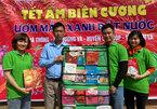 'Mầm sách vùng cao' tặng sách tại tỉnh Sơn La