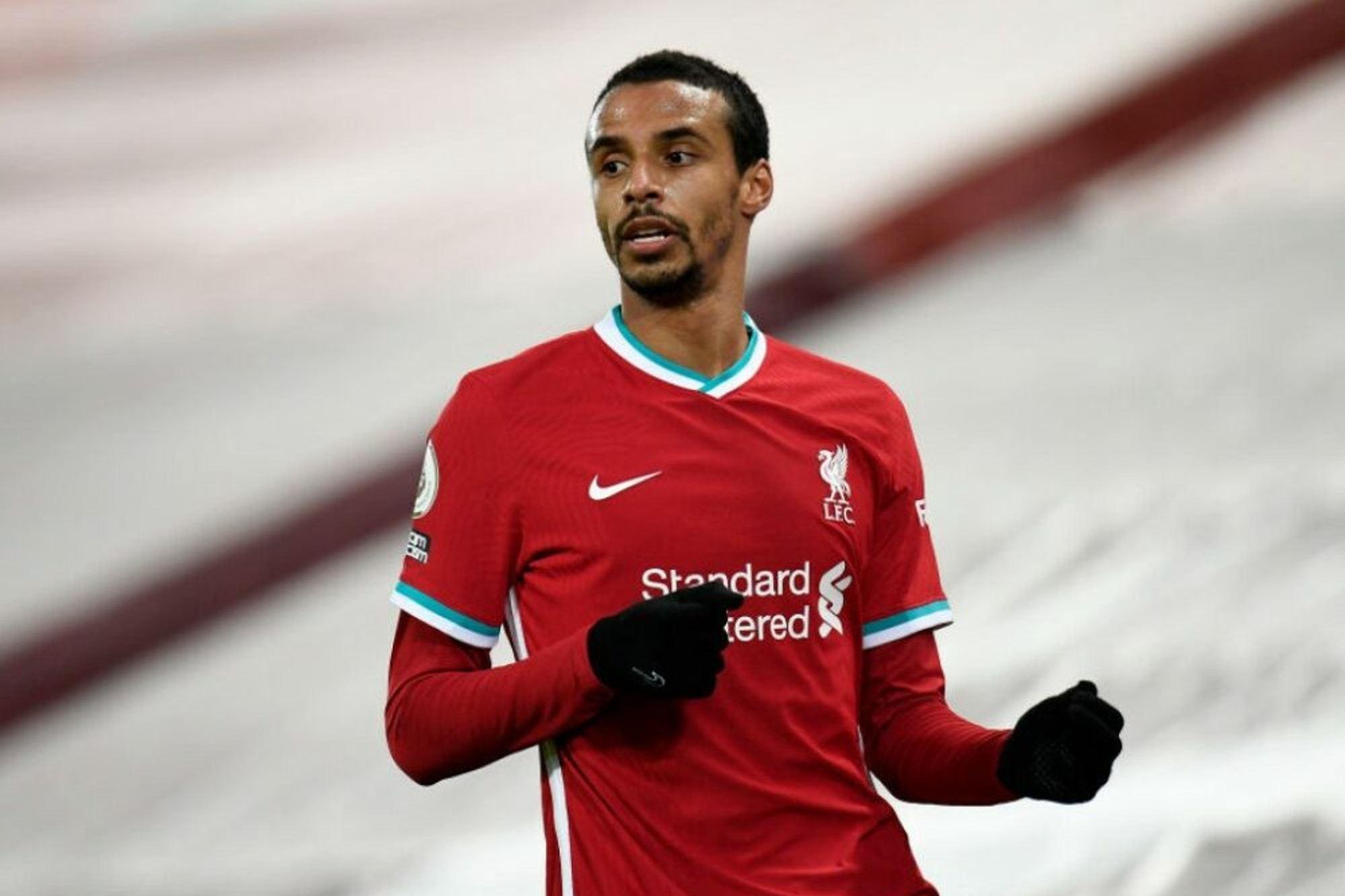 Liverpool nhận thêm đòn giáng, Matip nghỉ đến hết mùa